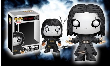 Eric Draven Returns as The Crow Pop! Vinyl