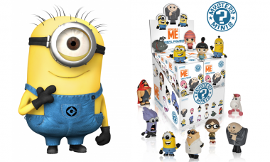 Despicable Me Mystery Mini Figures