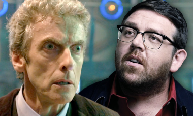 Nick Frost to Guest Star In Doctor Who Christmas Special