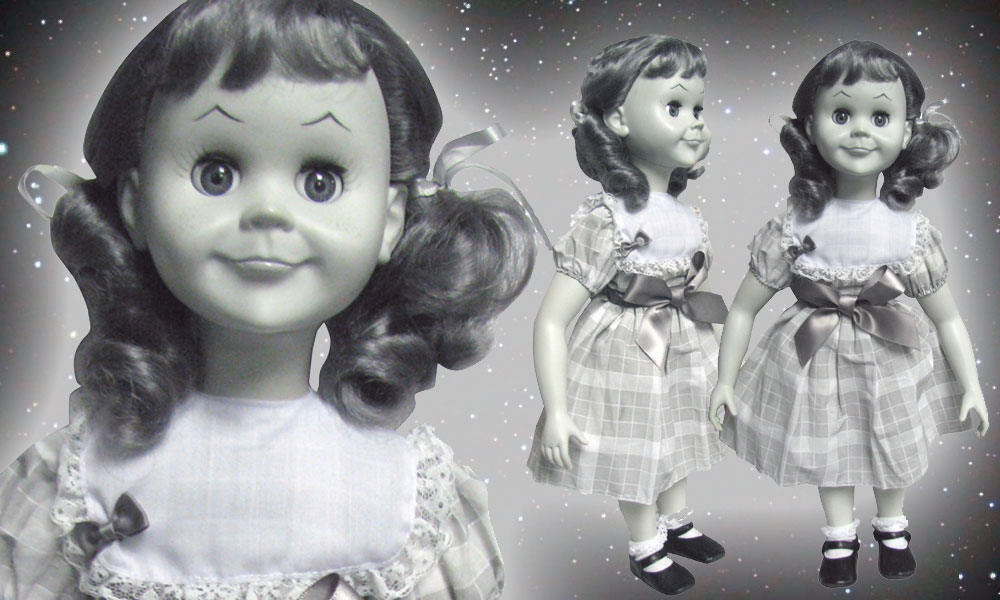 Talky Tina Doll