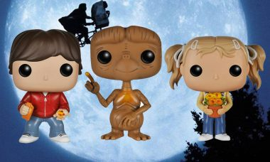 E.T. Pop Home – Extra-Terrestrial Pop! Vinyl Figures