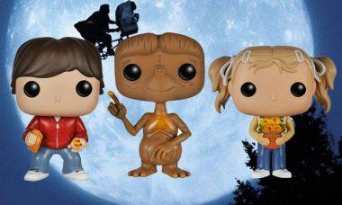 E.T. Pop Home – Extra-Terrestrial Pop! Vinyl Figures
