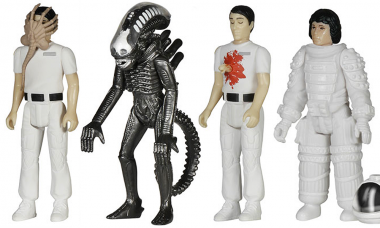 New Alien ReAction Figures from Funko