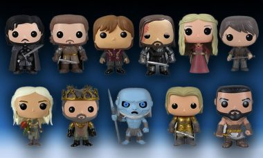 The Game of Thrones Pop! Vinyl Collection