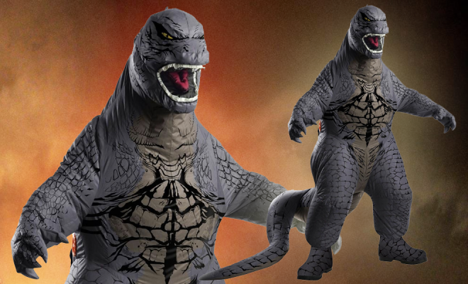 This Halloween Watch As The World Ends And Godzilla Begins