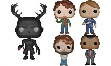Feed Your Fear with Hannibal Pop! Vinyls