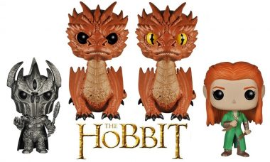 Discover Middle Earth with Hobbit Pop! Vinyl