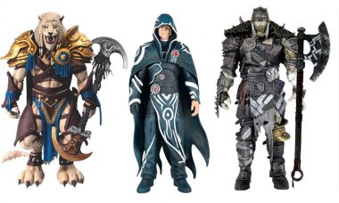 Improve Your Mana with These Magical Action Figures