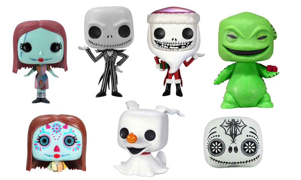 Join Halloweentown with Nightmare Before Christmas Pop!