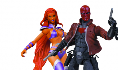 Red Hood and the Outlaws Collectible Action Figures