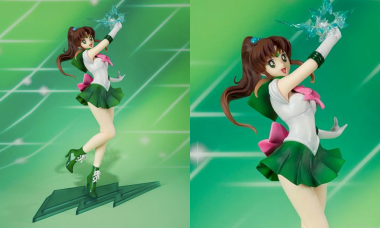 Sailor Jupiter Figuarts Zero, Agent of Love and Courage
