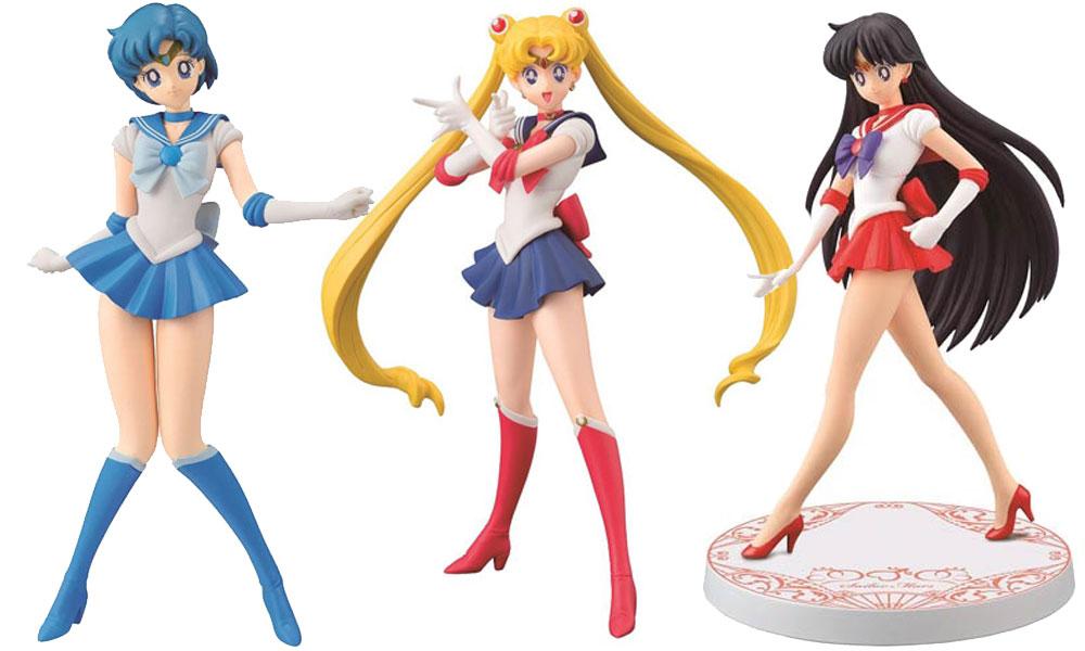 Sailor Moon Super S Banpresto PART 1-14