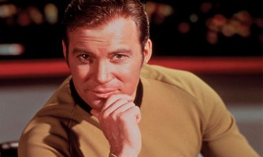 William Shatner May Return as Kirk in Star Trek 3