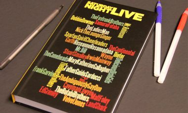 Saturday Night Live 40th Anniversary Journal