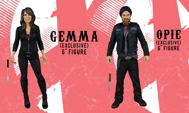 First Look: Exclusive Sons of Anarchy Action Figures