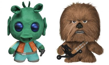 Greedo and Chewbacca Join Star Wars Fabrikations Line Up