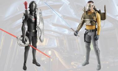 Star Wars Rebels Hero Series 12-Inch Mission Figures