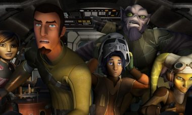Star Wars Rebels: New Trailer and TV Spots