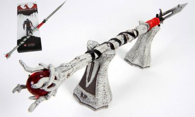 Dragon Age 2 Miniature Staffsword