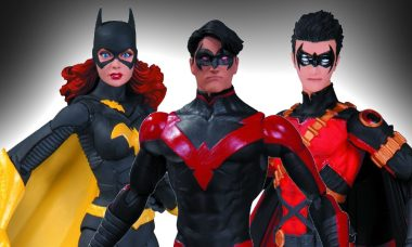 Teen Titans New 52 Action Figures from DC Collectibles
