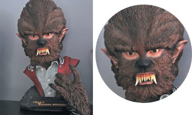 I Was a Teenage Werewolf Bust is Howlin'