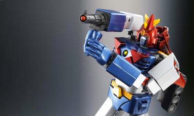 Voltes V Soul of Chogokin Die-Cast Metal Figure