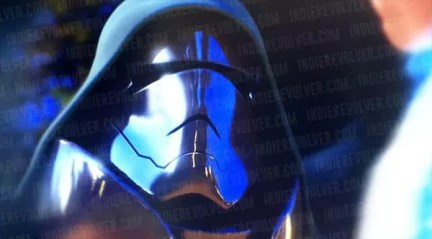 Chrome Trooper