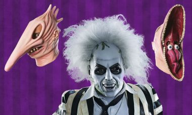 Beetlejuice, the Name in Laughter from Hereafter