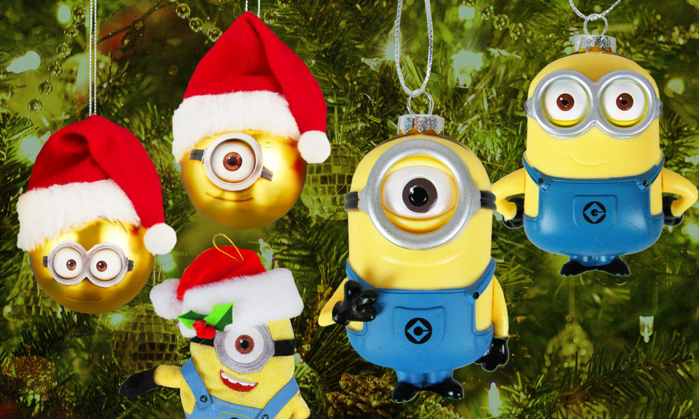 Have Yourself a Minion Little Christmas