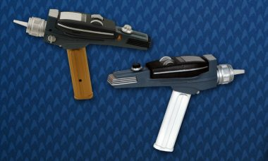 Stun Your Friends With Classic Star Trek Phasers