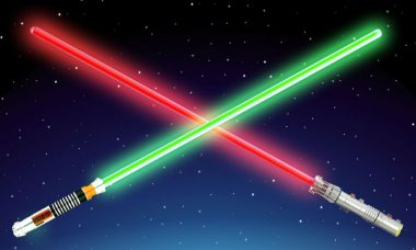 Use the Force with Force FX Removable Blade Lightsaber Replicas