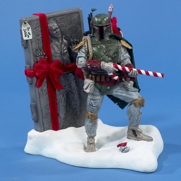 My 5 Favorite Star Wars Christmas Decorations