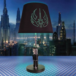 Lightsaber Table Lamp
