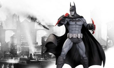 DC Collectibles Arkham City Batman Statue