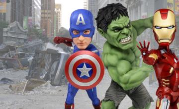 Avengers Bobble Heads
