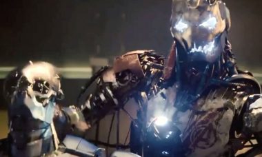 Ultron Crashes the Party in Avengers 2 Extended Trailer