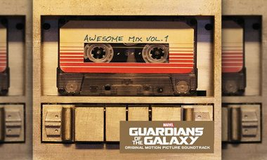 Guardians Awesome Mix Vol. 1 Coming to Cassette