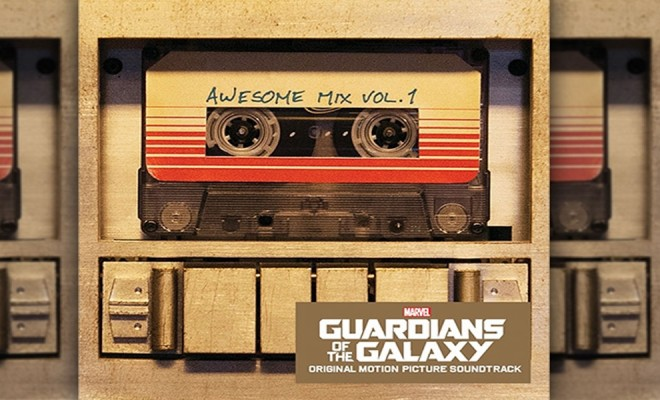 Guardians of the Galaxy's Awesome Mix Vol. 1 Coming to ...