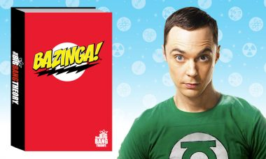 The Big Bang Theory BAZINGA!™ Traditional Journal