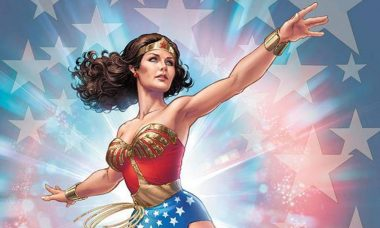 DC Digital Announces Wonder Woman '77