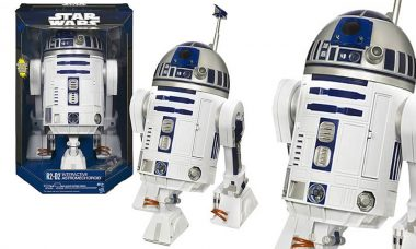 Help Me, R2-D2 Astromech Droid, You're My Only Hope