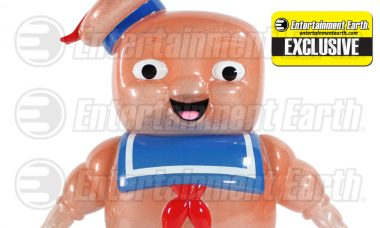 Entertainment Earth Exclusive: Stay Puft Marshmallow Man Pink Hikari Sofubi