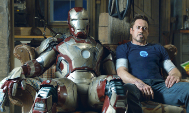Robert Downey Jr. Debunks Iron Man 4 on Letterman