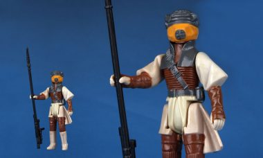 Princess Leia Organa in Boushh Disguise Jumbo Kenner Action Figure