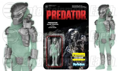 Predator Stalks Through the Night as an Entertainment Earth Exclusive