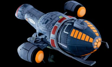 Aim to Hug with the Firefly Serenity 18-Inch Plush