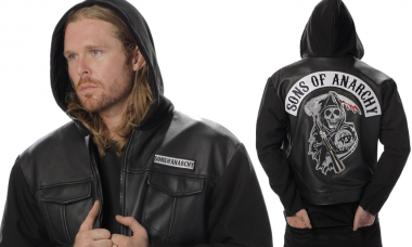 Join SAMCRO with the Sons of Anarchy Leather Jacket