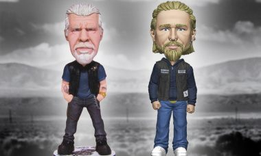 Sons of Anarchy Bobble Heads Ride For Freedom