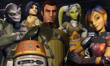 Star Wars Rebels Renewed for 2nd Season