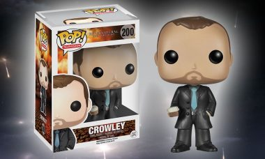 Demon Crowley Joins the Supernatural Pop! Vinyl Family